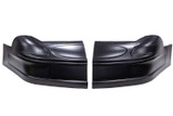 00 Taurus Nose Black Plastic