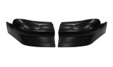 02 M/C Nose Black Plastic