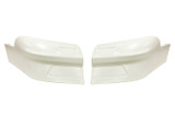 02 M/C Nose White Plastic