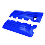Coil Covers Blue 2011-12 5.0L 4v Mustang GT