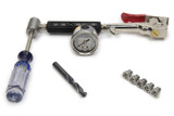 Non-Schrader Valve Re- Charge Tool Kit