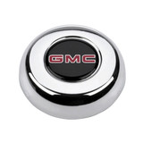 Chrome Button-GMC Truck