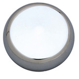 Chrome Horn Button