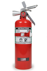 Fire Ext 5lb Halguard Red