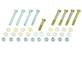 Hardware Kit For Trailing Arms