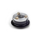 3 Bolt Squeeze Type Quic k Release Hub-1/4-28