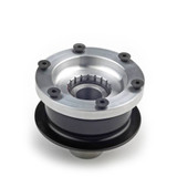 6 Bolt Squeeze Type Quic k Release Hub