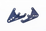 3rd Link Mount Aluminum 3-Hole Lay Back Pair