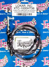 Throttle Cable Black 36in