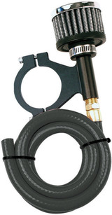 Rear End Breather Kit 1.75in. Bar