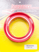 5in/5.5in Deep Groove Spring Rubber Red Soft