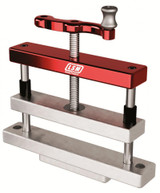 Connecting Rod Vise Double-Wide Stacker