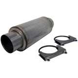 Aluminized Steel Resonat or 4in Inlet/Outlet
