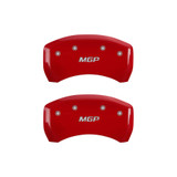 07-15 BMW Caliper Covers Red