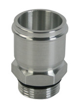 Water Pump Fitting - 16an to 1-1/2 Hose