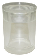 Repl Canister Air/Oil Separator Clear Bottom