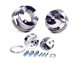 289-351 Ford 3pc Pulley Set