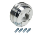 302-351 Windsor/Clevld. Crank Pulley 2 Groove