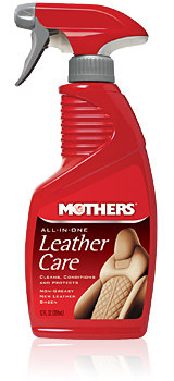 All In One Leather Care 12oz.