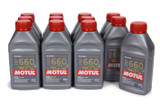 Brake Fluid 660 Degree Case/12-1/2 Liter