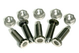 Ti Front Hub Bolt And Nut Kit Bullet Nose