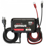 Battery Charger 1-Bank 5 Amp Onboard