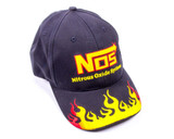NOS Flame Hat