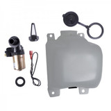 OEM Washer Bottle Kit wi th Pump and Filter; 72-8