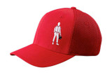 Flexfit Hat Red Rs Icon