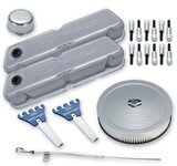 Ford Racing Dress-Up Kit - Chrome Embossed