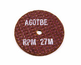 120 Grit Grinding Disc for #66765