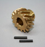 Bronze Distributor Gear - .500 ID BBF