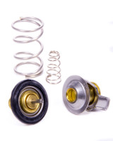 Water Neck Thermostat - GM LS Series 180 Degree