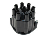 Distributor Cap - Black Billet V8 Distributors