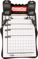 Clipboard Timing System Black