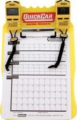 Clipboard Timing System Yellow