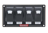 Accessory Panel 4 Switch Rocker Lighted