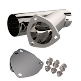 3.00 Inch Stainless Stee l Exhaust Cutout