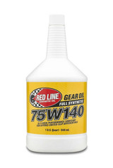 75W140 Gear Oil 1qt
