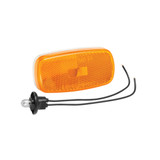 Replacement Part Clearan ce Light Lens #59 Amber