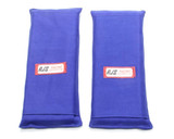 3in Harness Pads Blue