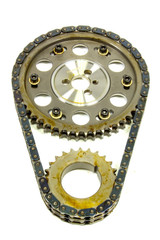 BBC Billet Roller Adj. Timing Set w/Torr. Brg