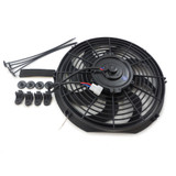 10In Electric Cooling F an 12V Curved Blades