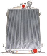 1932 Ford Hi-Boy Alum inum Radiator