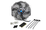 10In Electric Fan Curved Blades