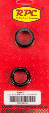 1-1/4 OD X 1 ID Steel V/C Breather Grommets 2p