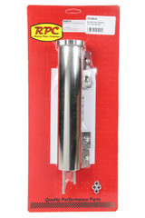 Overflow Tank Stainless 2in x 10in Polished