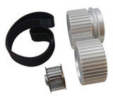 Big Block Chevy SWP & LWP Gilmer Pulley Kit