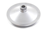 283/327 GM SB Power Stee ring Pulley Chrome