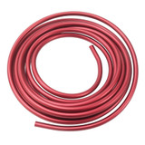 3/8 Aluminum Fuel Line 25ft - Red Anodized
